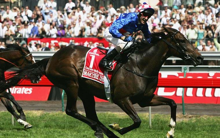 Super mare Makybe Diva returns to Flemington