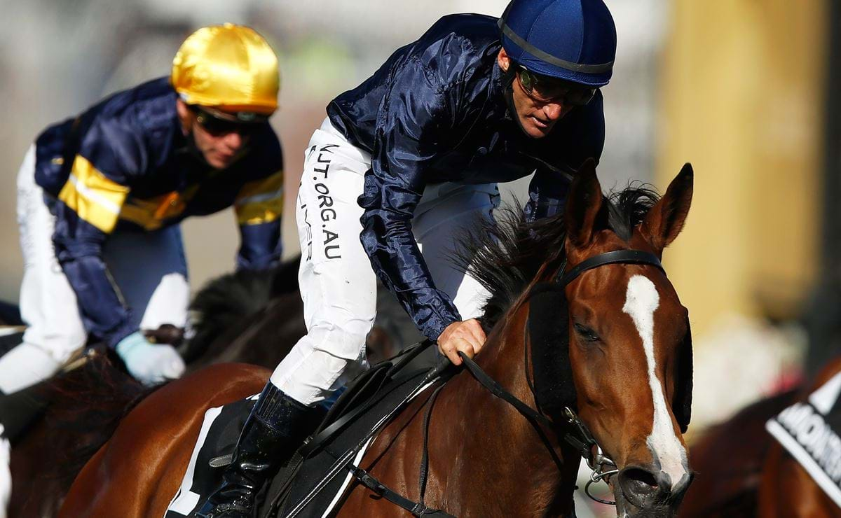 Oliver and Personal combine for Kennedy Oaks win